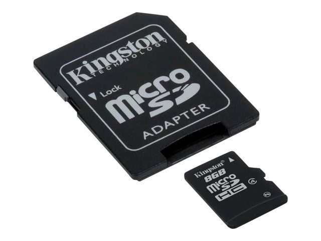 MicroSD-kaardid