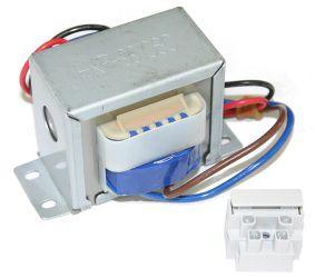 Trafokomplekt (40W, 16.4V/2.5A) alarmsüsteemidele