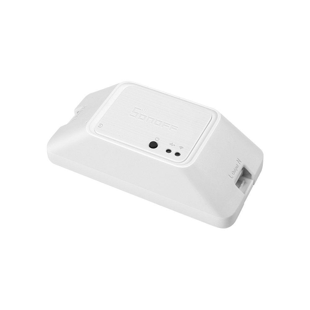Smart DIY switch, controlled by Wi-Fi - 2200W, 230VAC, Sonoff