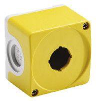 Korpusega kompaktavariilüliti 1 ava kollane ABB