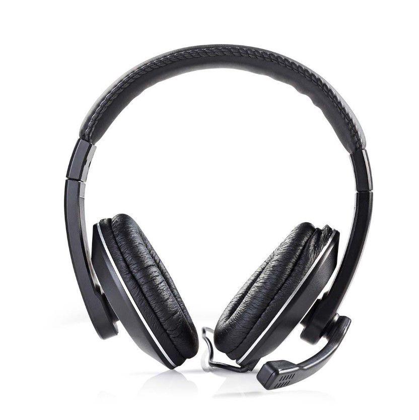 PC kõrvaklapid mikrofoniga  2x3.5mm