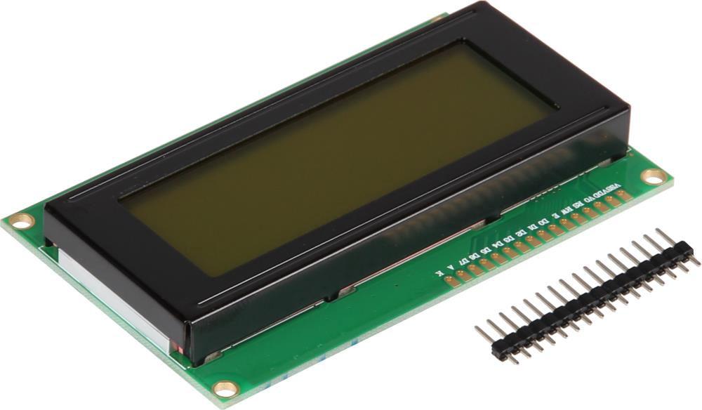 Joy-iT 20x4 LCD Character display with PIN header