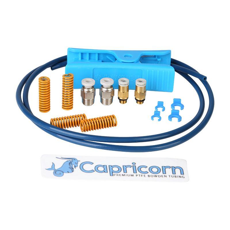 Capricorn Teflon Tube and Pneumatic Fittings Package CREALITY