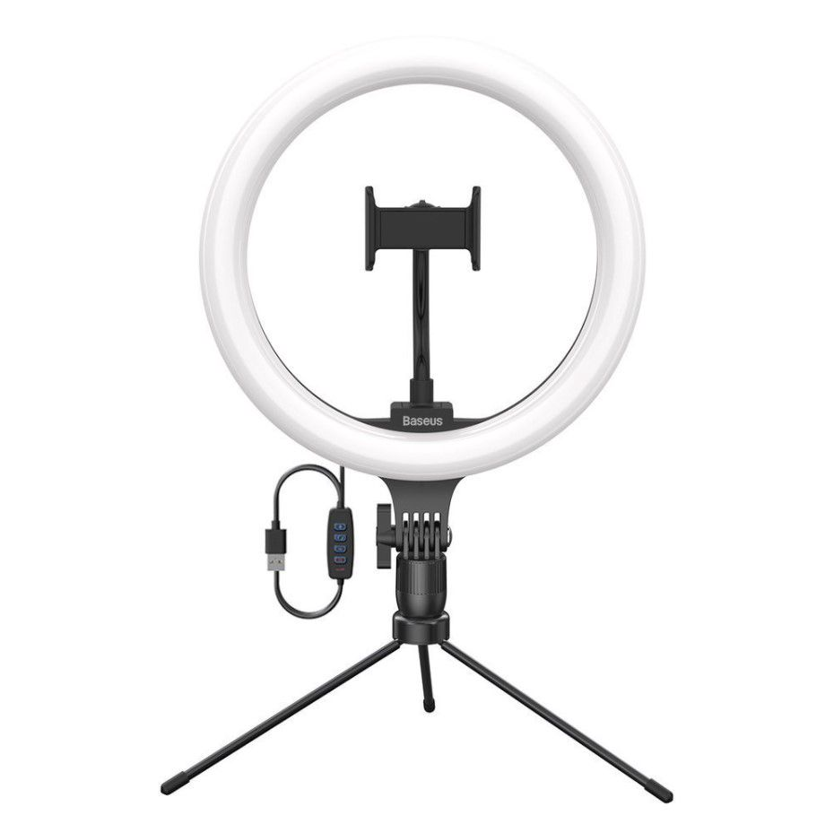 """Tripod - Holder for Selfies with 10"""" LED Ring Light"""