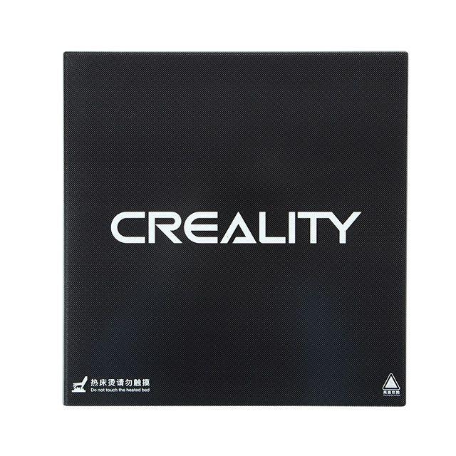 Carborundum glass plate for 3D printer 235*235*4 ENDER-3 CREALITY 3007020013