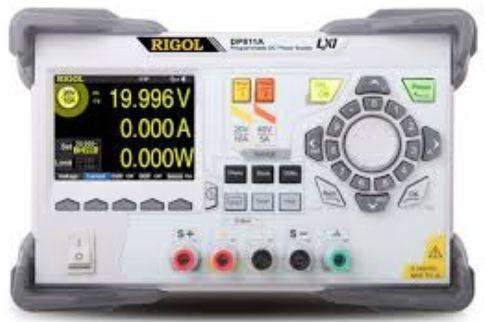 Programeeritav toiteallikas DP811A, 1 väljund, 200 W, RIGOL
