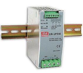 Toiteplokk DIN liistule 24VDC, 24...29VDC, 40A, 21...29VDC, UPS moodul, Mean Well