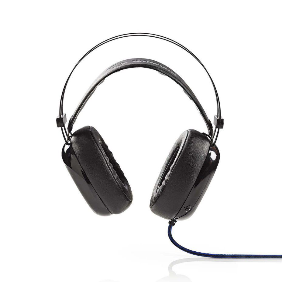 PC Gaming Headset with Microphone 2x3.5mm/USB