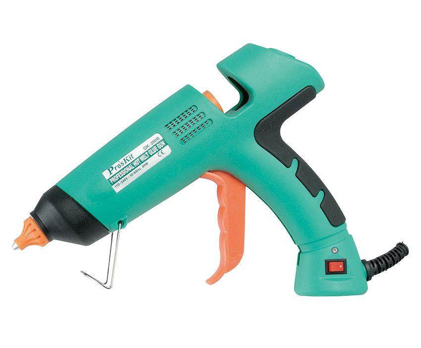 Professionaalne HotMelt liimipüstol 80W 150°C, GK-390B Pro'sKit