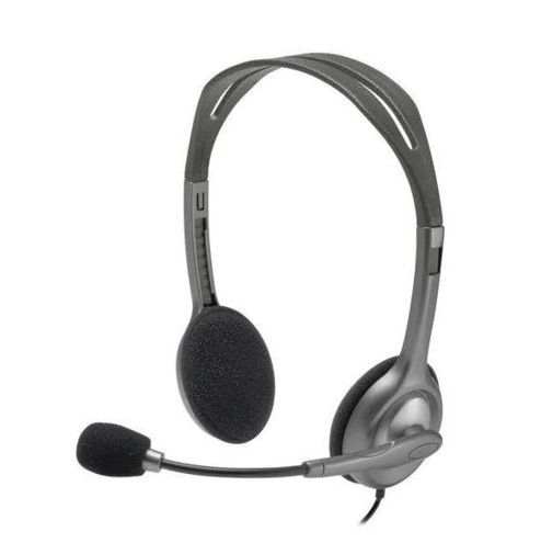Multi-device Headset with Microphone 3.5mm, Logitech