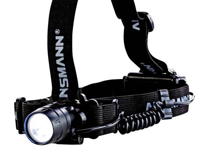 Headlight with 5 LEDs