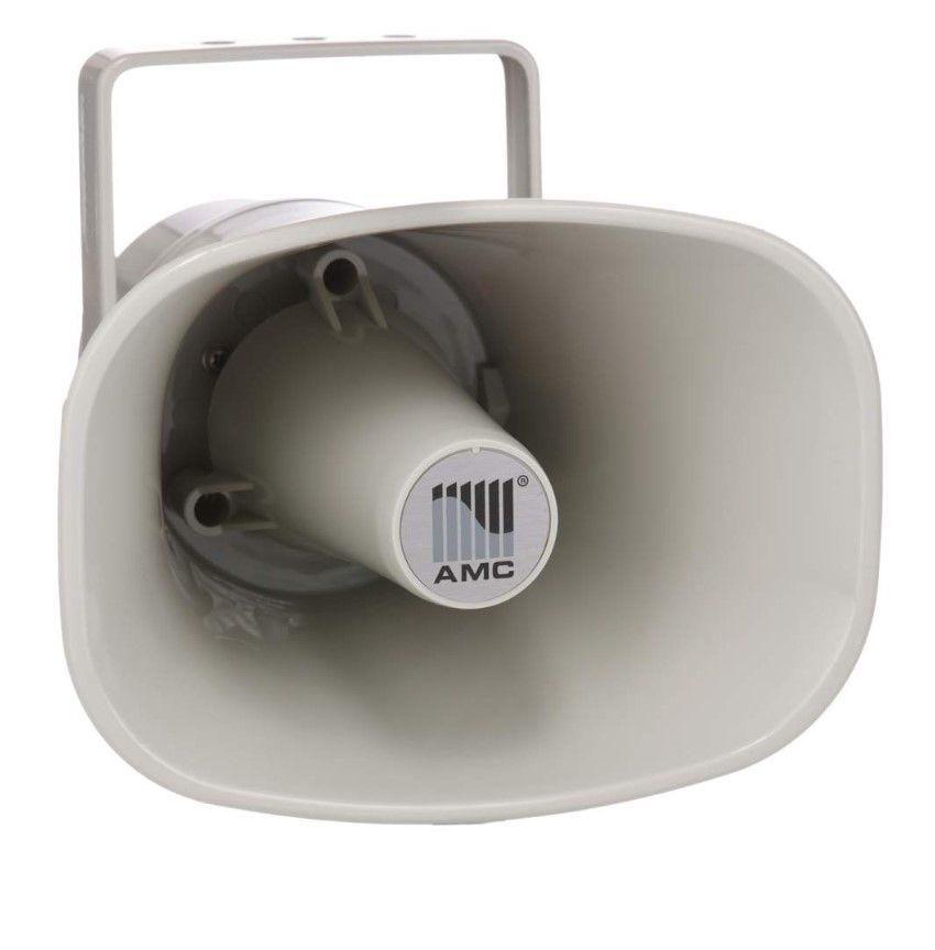 Ruupor kõlar 30 W , 105 dB, valge