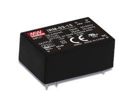 Impulss- toiteallikas 5 V, 3 W, 0.6 A, PCB, Mean Well