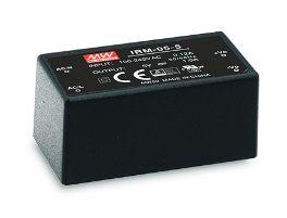Impulss- toiteplokk 5.04W, 12VDC, 0.42A, 40g, PCB, Mean Well