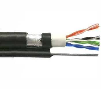 Võrgukaabel FTP CAT5e 4x2x0.5mm