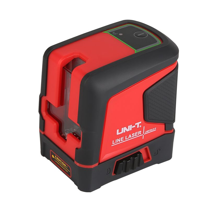 Laser Leveler with green LD 2 lines, Uni-t