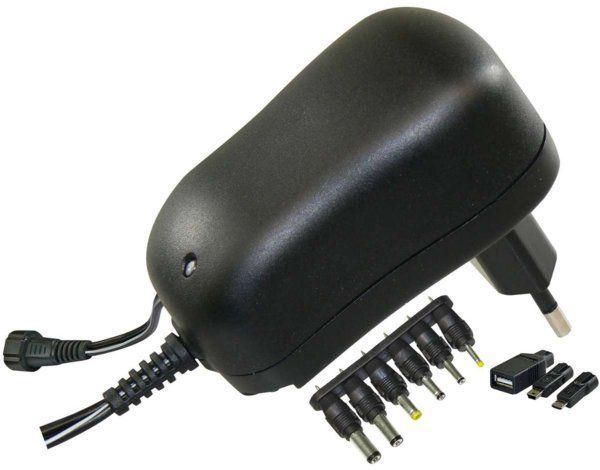 Universaalne adapter 3-12V, 1.5A