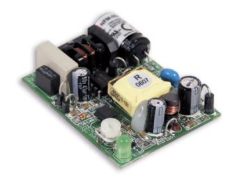 Impulss-toiteplokk 5.04W, 120...370VDC, 85...264VAC, 12VDC, 0.42A, PCB, THT, Mean Well