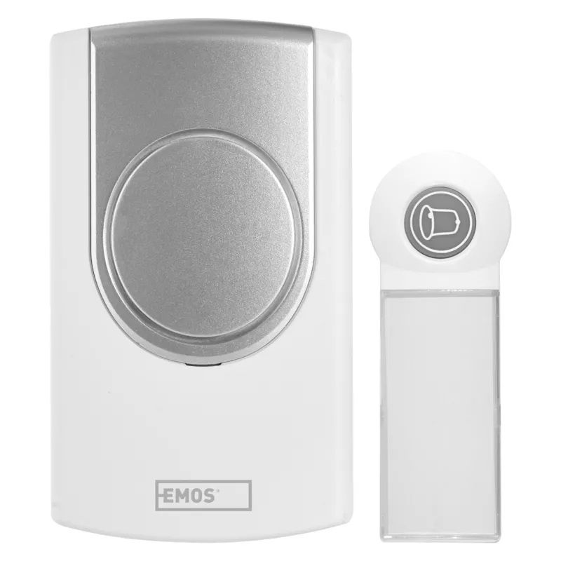 Wireless Doorbell, 75dB, 3xAA, P5723, EMOS