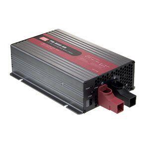 Laadija pliiakudele 24V 600W PFC Mean Well