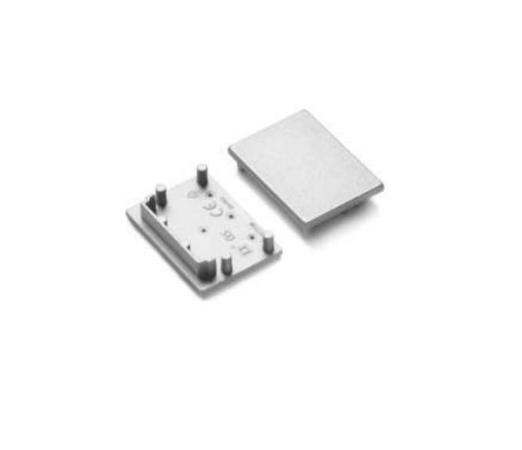 Endcaps for LED profile VARIO30-05, 2pcs, grey, TOPMET