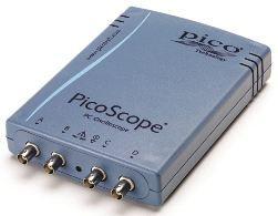 Ostsilloskoop PicoScope 4424, 4 kanalit, 20MHz, USB ühendatav, PICO