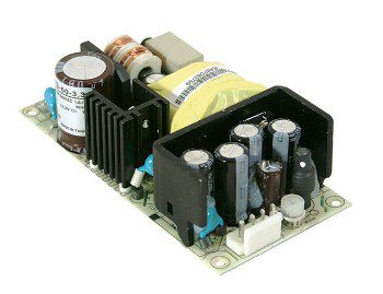 Impulss-toiteplokk 60W, 127...370VDC, 90...264VAC, 48VDC, 1.25A, Mean Well