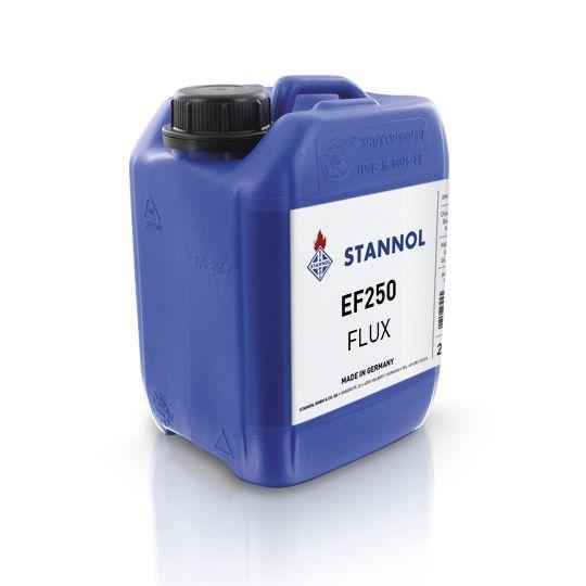 Flux for soldering EF250 2.5L Stannol