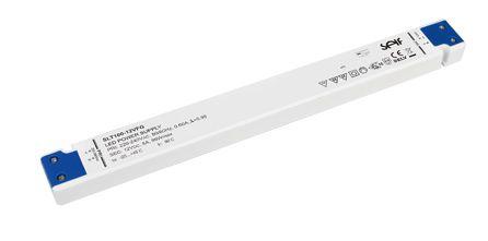 LED impulss toiteplokk 24V, 8.33A, 198-264Vac, IP20, 22x30x369mm, SELF