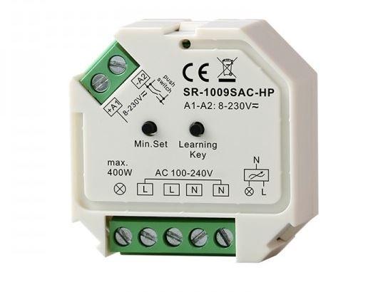 Lighting system's DALI controller, TIRAC + PUSH-DIM 230Vac, 400W, Sunricher