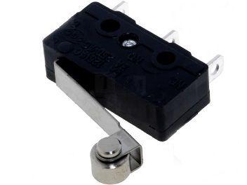 Mikro ümberlüliti SPDT 17mm HIGHLY