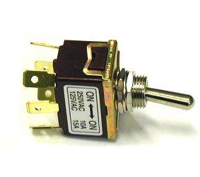 Tumbler  6k.  250V 15A  6.8 mm kont.