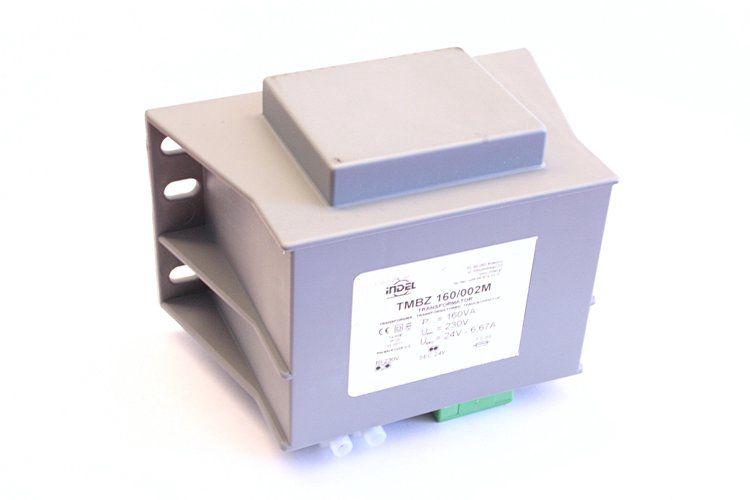 Trafo TMBZ160/002M 230V/24V 6.67A INDEL