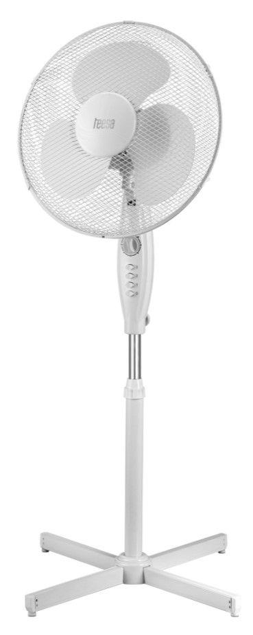 Standing Fan with Timer 45W Ø43cm, TEESA