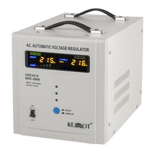 Ühefaasiline pingeregulaator 230Vac 3000VA