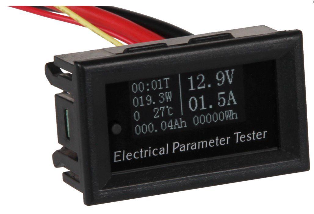 Panel compact multifunction meter