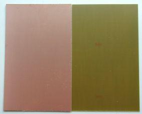 Epoksiid laminaat plaat 1.5mm 297x210mm, ühepoolne