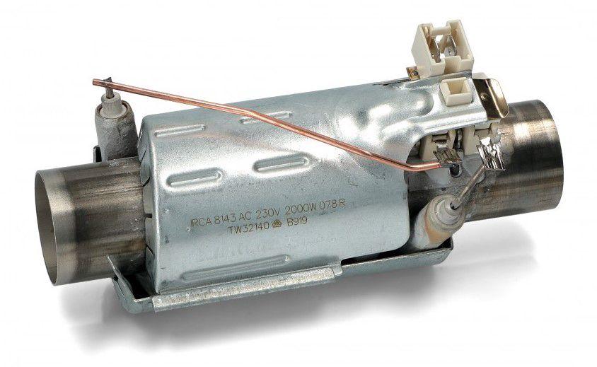 Kütteelement 2000W D=32mm 50280071007 AEG, ELECTROLUX nõudepesumasinale alternatiivne