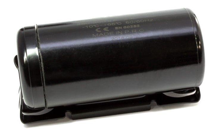 Kondensaator 250-300uF 220/250V mittepolaarne