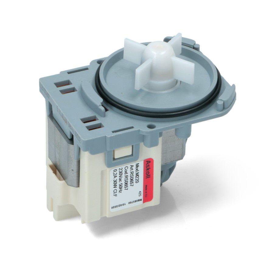 Pump AEG fikseeritud magnetiga , 3 konksu