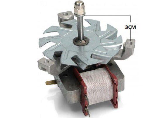 Ventilaatori mootor ahjule BEKO