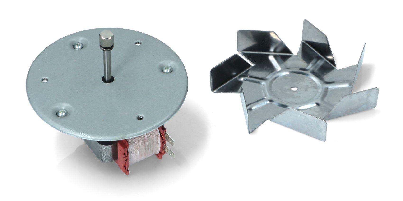 Ventilaatori mootor ahjule univ.,  37.5mm