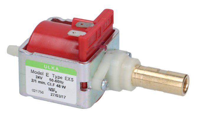 Pump, EX5, 24V, 48W, 15bar, ULKA