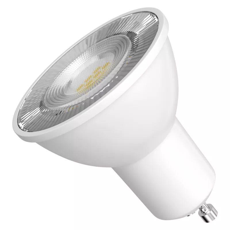 LED bulb GU10 230V MR16 7W 560lm, neutral white, 4000K, EMOS