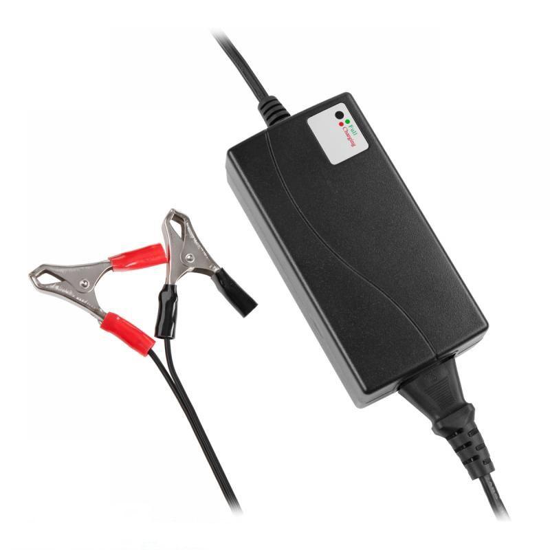 Automaatne laadija pliiakudel 12V 7-12Ah 3-e etapiline, Vipow