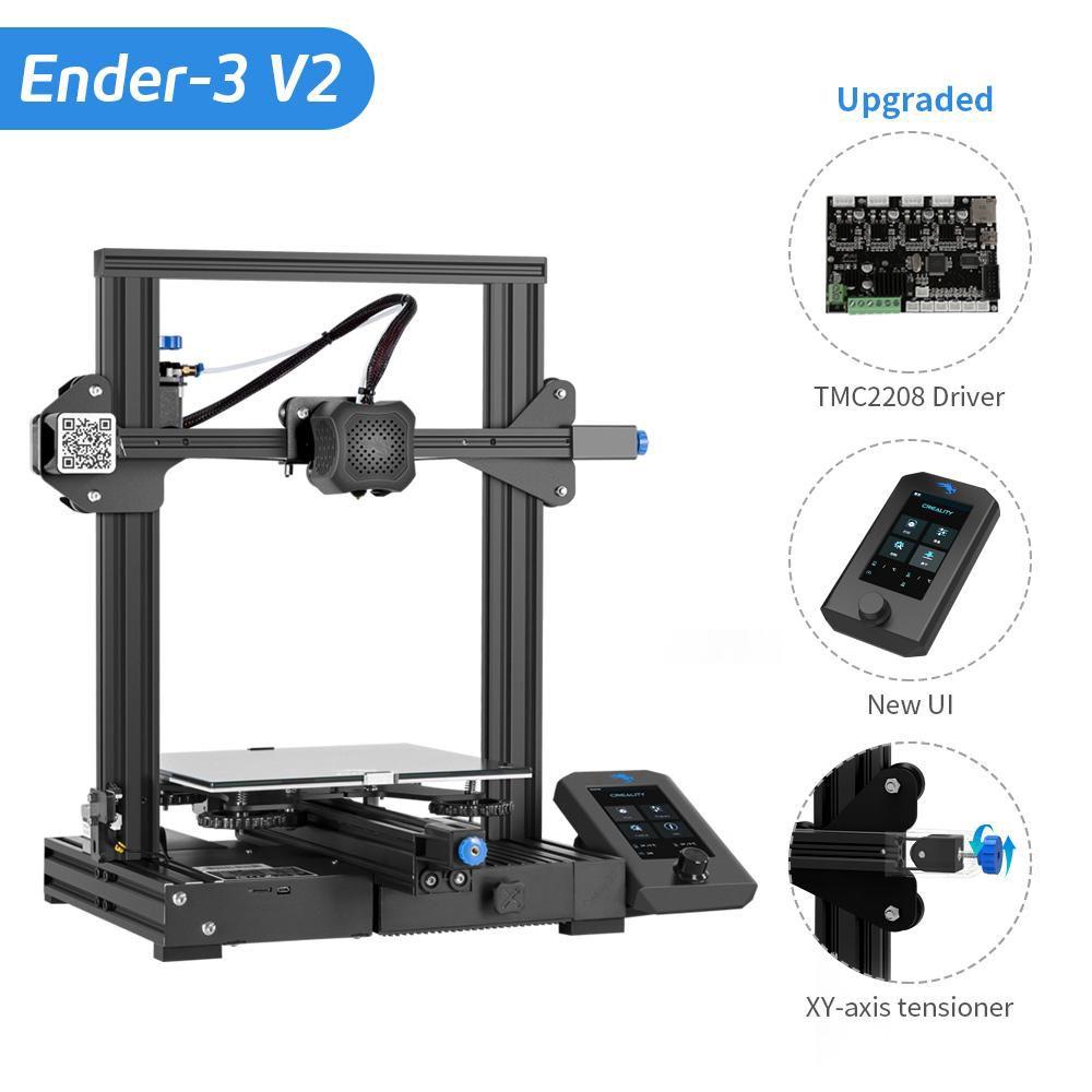 3D printer ENDER-3 V2 CREALITY