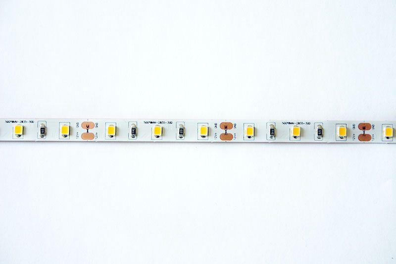 LED strip 12Vdc 4W/m 400lm/W, 60LED/m cold white, AKTO