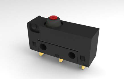 Liuglüliti; SISSE-(SISSE) fikseerimata; 3 kontakti. 5A/250VAC SPDT 20x17,5x6,4mm; tinutatud ühendused; ilma hoovata HIGHLY