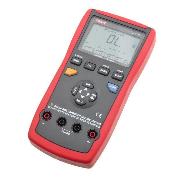 Multimeeter, alalisvoolu kontroll, UNI-T