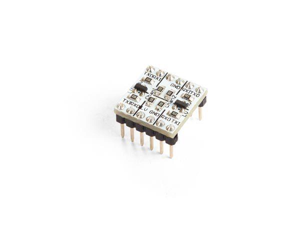 TTL loogika konvertori moodul 3.3V / 5.5V Arduino-le